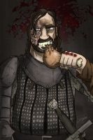 The Hound by Dylan-Langmaid