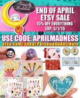 April Madness Promo by chat-noir