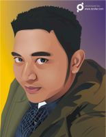 Young Executive Vector by ndop