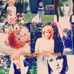Hayley Williams Blend 3 by WithRamona