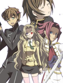 nunnally of the resistance by KL-chan