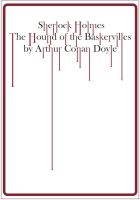 The Hound of the Baskervilles by DJarrett