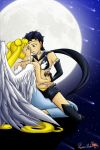.:The Moon and the Stars:. by PhoenixSAlover