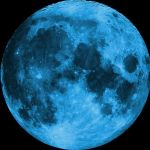 Blue Moon. by mistressofthmidnight