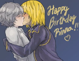 Happy Birthday Rinna by Rubber-Soul