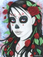 Sugar Skull by vashley