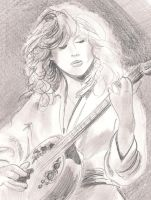 5 minute Nancy Wilson by cozywelton