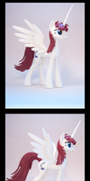 Fausticorn 3D Printed Figure by Clawed-Nyasu
