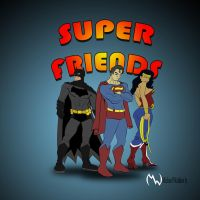 SuperFriends by MpaX38
