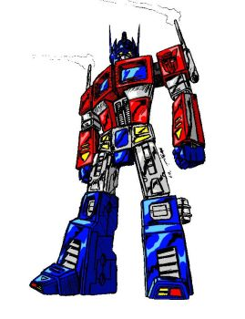 Optimus Prime Colors by RepairBay
