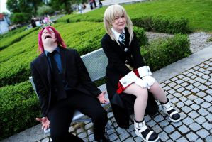 Soul Eater - Hopeless Case by kayleighloire