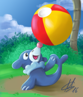 popplio by capitanusop