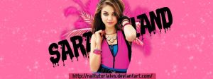 portada/sarah hyland by Naitutoriales