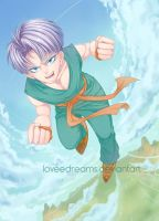 Little Trunks by loveedreams