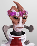 Mordin - Commission by JemLeigh