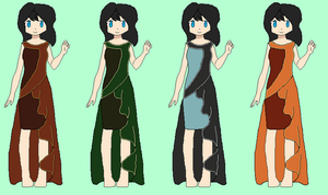 Avatar OC - Fancy Outfit base by pffto-owhatthehell