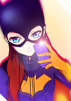 Batgirl by canxel00