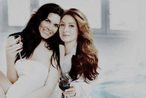 Jane Rizzoli and Maura Isles by RussiaNet