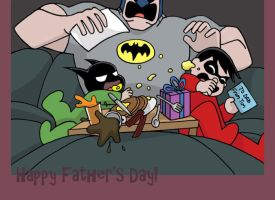 Happy Father's Day by The-BlackCat