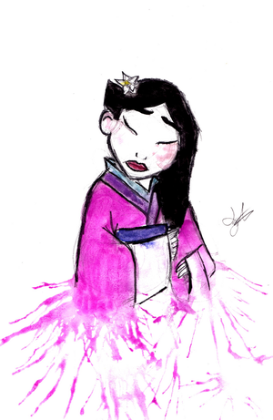 Emotions: Mulan by Eleanor-Anne6