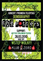 The Potters - Zero club event by Scash