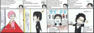 Get hair like Claude Faustus by AylaMorell