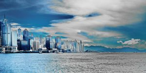 A different blue day by asiaseen