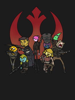 Adventurous Rogues by Darkagnt210