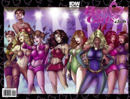 Bad Girls Club Cover Final by martheus