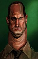 Chris Meloni, Law and Ordersvu by ramonespinoza