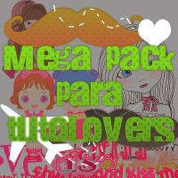 MegaPack Para Tutolovers by TutorialesSIEMPRE