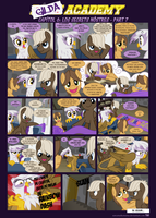 Dash Aacademy 6- The secrets we keeps Part 7 Oc by Simocarina