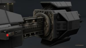 B5 Warlock Destroyer WIP 20 by 2753Productions