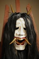 Hanya mask - Final version. by The-Underwriter