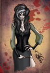 Bellatrix Lestrange by Basty007
