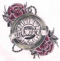 Tick Tock by Kirzten
