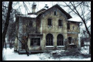 Ghosts house by Tommy-Noker