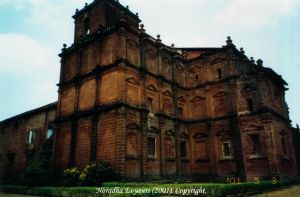 Historical Goa, India by ladydemure
