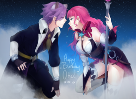 HBD 0to! by Shippa-chan
