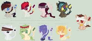 DTA Regal Gem Adopts :CLOSED: by HopeForTheFuture13