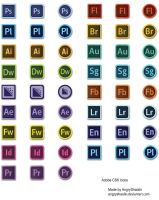 Adobe CS6 Icons by AngryShaolin