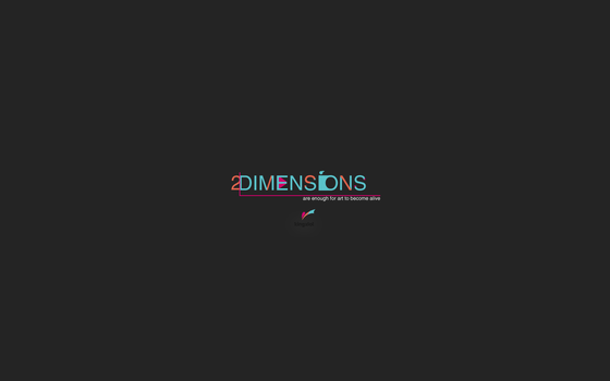 2  Dimensions by Kingxlol