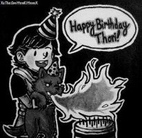 HAPPY BIRTHDAY THORI by XxTheSmittenKittenxX