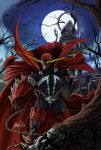 Spawn fanart by Axigan