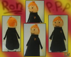 Ron : Potter puppet pals by marballz