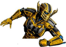 Cyber Scorpion render 2 by Scorpion44