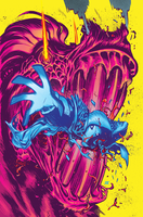 TRANSLUCID #5 Cover Colors by JeffStokely