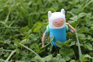 Finn the Human by Shdowzombie