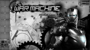 War Machine Wallpaper 2.0 by bonez621