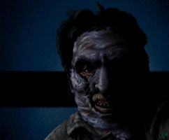Leatherface by StephenJames138